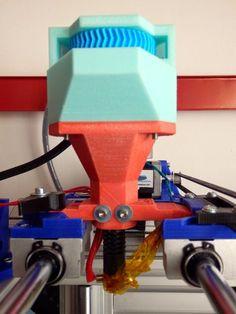 3ders.org - New Universal Pellet Extruder is an open source pellet extruder for multiple materials   3D Printer News & 3D Printing News