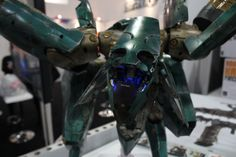 Metal Gear Solid Ray with cockpit light on display at #NYTF #booth4858   #threeA #3A #MGS #MetalGearSolid #Kojima #Konami #Snake #NY #NYC #toyfair #exhibition #toy #actionfigure #toyplanet #toycommunity #toys #hobby #toycollector #art #collectibles #vinyl #designertoys #toyphoto #toyphotography #collecting #photography #photo #comics #toylife #arttoy #toypops