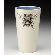 MINT Interiors, Vancouver : Bee Tumbler By Laura Zindel - LZ-BEE-TUMBLER