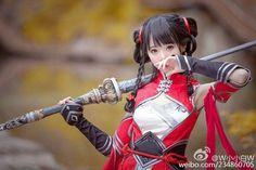 画像中国のコスプレイヤーがガチすぎると話題にwwwwwwww
