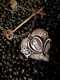 Steampunk Inspired Heart