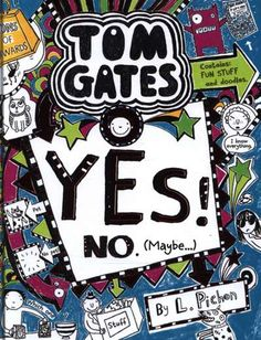 Yes! No. (Maybe ... ) by Liz Pichon | 9781407143194