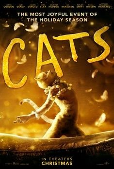 "Top 7 Playful Quotes From The Movie ""Cats"" - Sarah Scoop Jennifer Hudson, Ian Mckellen, Jason Derulo, Idris Elba, Trauma, Ian Taylor, Jellicle Cats, Cat Movie, Modernist Movement"