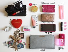 Everything you should put in your purse!