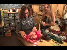 Fearless Spinning With Laura Spinner at Namaste Farms 1 - YouTube