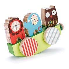 A lovely toy that grows with your child. http://www.amazon.com/Skip-Hop-Alphabet-Rock-Stack/dp/B008VWY3SE/ref=as_sl_pc_tf_til?tag=lovlitbub-20&linkCode=w00&linkId=NVSDO64FJ44IDGHN&creativeASIN=B008VWY3SE