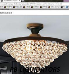 US $569.49 New in Home & Garden, Lamps, Lighting & Ceiling Fans, Chandeliers & Ceiling Fixtures