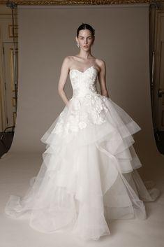 Vestido de noiva Marchesa  maravilhoso!