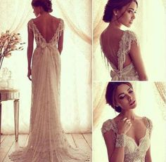 Backless/lace