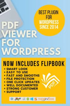 PDF Viewer is a great & useful plugin if you want to display pdf files of your site with a nice viewer like Acrobat reader. #WordPress #wordpressblogger #wordpressdeveloper #wordpressdesign #wordpressdesigner #Writer #writerscommunity #writersofinstagram #writers #writersofig #restaurant #pdf #reader #web #webdesign #websitedesign #tuesday #tuesdayvibes #tuesdaymotivation #tuesdaythoughts #tuesdaythoughts