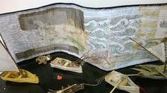 ❤ =^..^= ❤    William Morris in Quilting   Andie Marten's Unusual Artworks