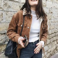 fall outfits school 2019 10 se Herbst Outfit Ideen fr die Schule 10 se Herbst Outfit Ideen fr die Schule 10 se Herbst Outfit Ideen fr die Schule S Winter Outfits For Teen Girls, Cute Fall Outfits, Fall Winter Outfits, Casual Outfits, Winter Outfits For School, Winter Outfits Tumblr, Pretty Outfits, Fashion Moda, Look Fashion