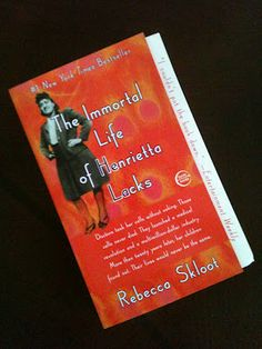 The Immortal Life of Henrietta Lacks -- absolute must read if you haven't picked it up