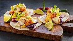 Fisketaco er en sikker vinner til middag! Couscous, Mexican, Cheese, Ethnic Recipes, Food, Essen, Meals, Yemek, Mexicans