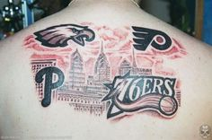 Philadelphia, the city of brotherly love and hardcore sports fans.