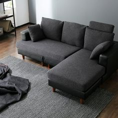 Pin on リビング Living Room Sofa Design, Living Room Designs, Furniture Sofa Set, Diy Home Decor, Room Decor, Gray Sofa, Love Seat, Couch, Interior Design