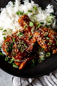 Braised Garlic Gochujang Chicken Legs — Cooking with Cocktail Rings Chicken Over Rice, Chicken Rice Bowls, Chicken Legs, Gochujang Chicken, Tandoori Chicken, Side Dish Recipes, Asian Recipes, Ethnic Recipes, Asian Foods