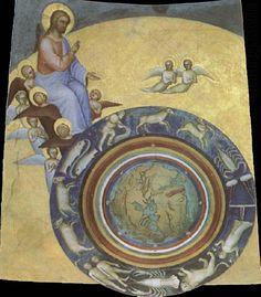 GIUSTO de  Menabuoi, The Creation of the World
