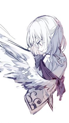 Minimal, Sagume Kishin, Touhou, wings, 720x1280 wallpaper