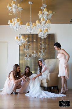 www.whiteroseproduction.com/blog #whiteroseproduction #WRP #weddingfilm #weddingphotography #weddingcinematography #bridalparty #chandelier