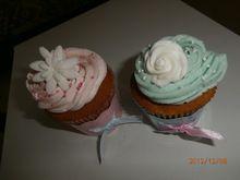 Ευχές και cupcakes με βουτυρόκρεμα κανέλας  του στ. παρλιάρου