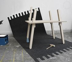Carpenter desk