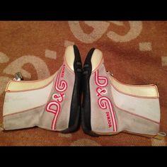 Dolce gabbana kids boots Great condition. Size 23 European . Dolce & Gabbana Shoes