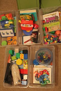 My Mister Mischief: busy boxes for my busy boy