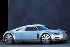 Offenbar hatte Audi auch mal seine Steampunk-Phase.