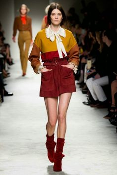 Mis Queridas Fashionistas: Philosophy di Lorenzo Serafini Fall 2015