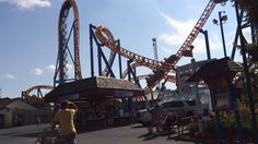 From our trip to hershey park