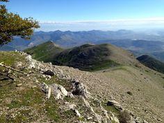 Monte Erdigheta e Monte Pizzone