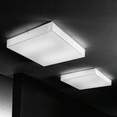Box quadrata Extralarge - Linea Light - Soffitto - Progetti in Luce