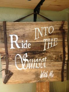 Rustic decorative homemade sign made with by BackPorchBabesSigns