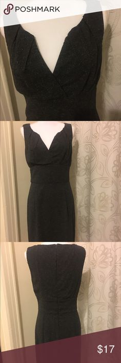 ✨Stylish Dress✨ Very good condition 🌟 Previously Loved and Gently worn ❤️ Classy style Flattering Fit 🙂 Has a little stretch to the fabric for the Curvy Ladies  Great for any occasion  Dress up everything 🎉 As-is #nofilter Connected Apparel Dresses