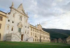 Certosa monumentale - Monumental Charterhouse