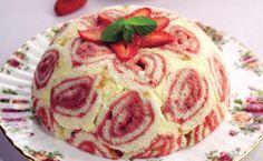 Zuccotto de frutas vermelhas: veja a receita da sobremesa italiana.