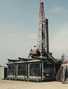 Big E drilling rig