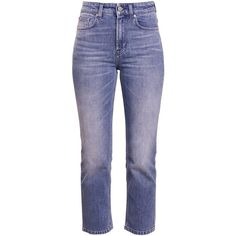 Filippa K STELLA CROPPED Slim fit jeans ❤ liked on Polyvore featuring jeans, vintage jeans, slim jeans, slim fit jeans, slim cut jeans and cropped jeans
