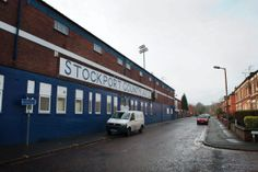 Stockport County discuss Sale Sharks return to Edgeley Park
