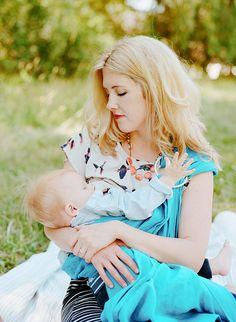 the sling diaries: carolee and emerson babywearing communication #sakurabloom #breastfeeding