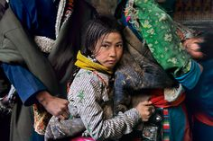 Lhasa, Tibet, 1999