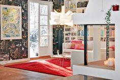 Allrum Hem, Rugs, Home Decor, Farmhouse Rugs, Decoration Home, Room Decor, Home Interior Design, Rug, Home Decoration