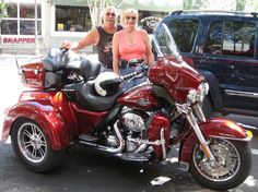 Motorcycle trike picture of a 2009 Harley-Davidson Tri-Glide Ultra Classic