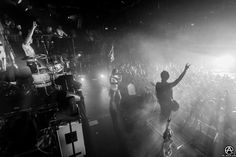 Asking Alexandria Band Live Concert