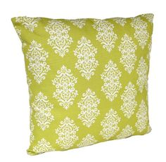 Scatter Cushions - Yellow Baroque - Segals Outdoor Furniture
