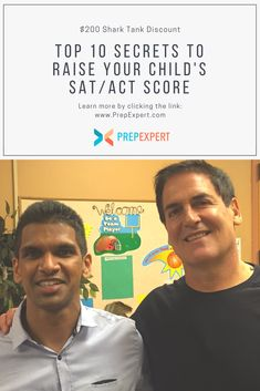 Join Perfect Scorer & Shark Tank Winner Shaan Patel for a free webinar on how to help your child raise his or her SAT/ACT score, win thousands in college scholarships, and receive admission into an elite university. Act Math, Act Prep, Top Colleges, College Planning, Scholarships For College, School Counselor, School Hacks, High School Students, Kids Education