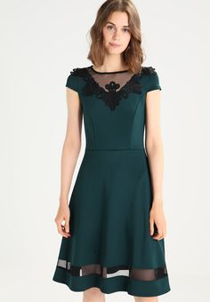 1847d6052eda Dorothy Perkins Jersey dress - green for with free delivery at Zalando