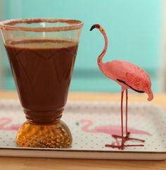 Aprenda a fazer um chocolate quente cremoso da Dulce Delight