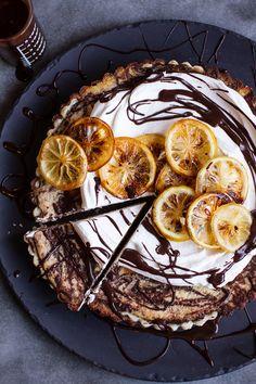 Be... - sweetoothgirl: Chocolate Fudge Swirled Lemon...